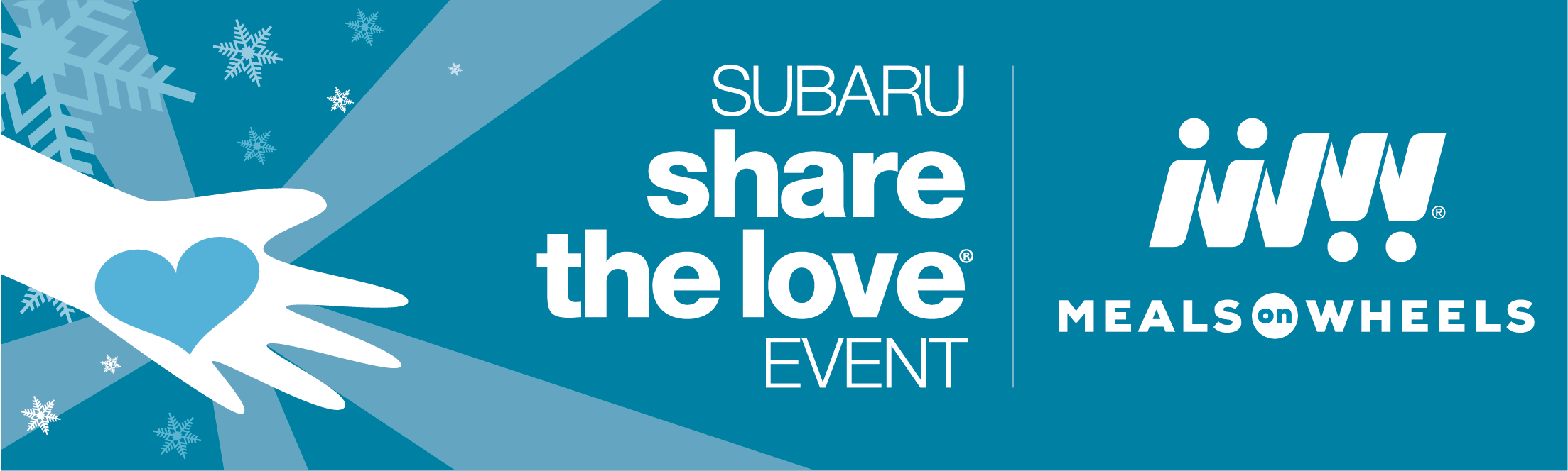 2018 Share the Love Co Branded Banner