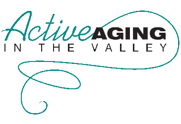 Active Aging in the Valley logo
