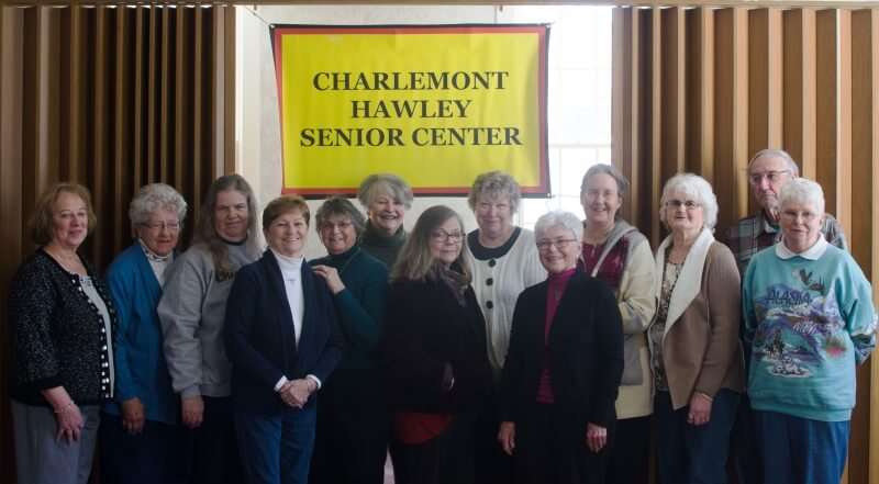 April 2017 charlemont luncheon club photo