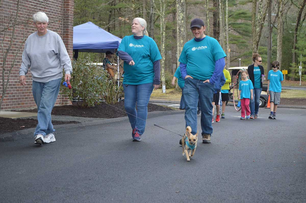 Feb 2019 MOW Walkathon Get Active for Meals on Wheels photo WEB