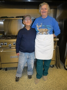 Nutrition Program Volunteers in Athol