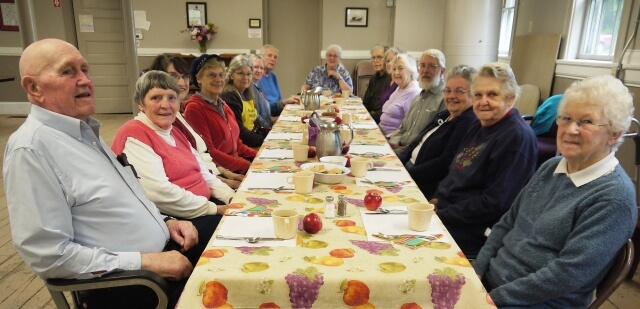 June 2015 Warwick Luncheon Club photo