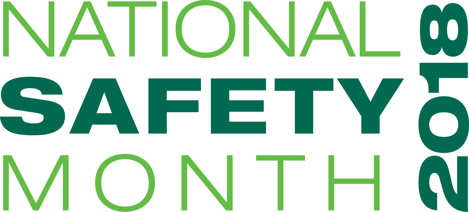 June 2018 ICRC National Safety Month graphic