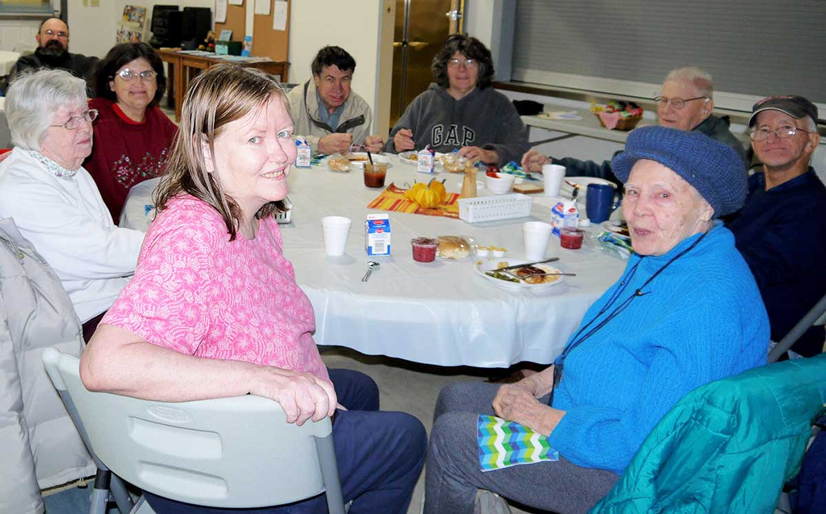Nov 2014 Dining Centers thanksgiving photo