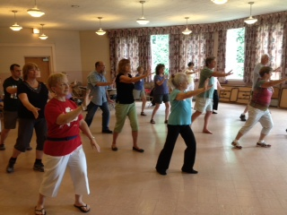Tai Chi for Healthy Aging