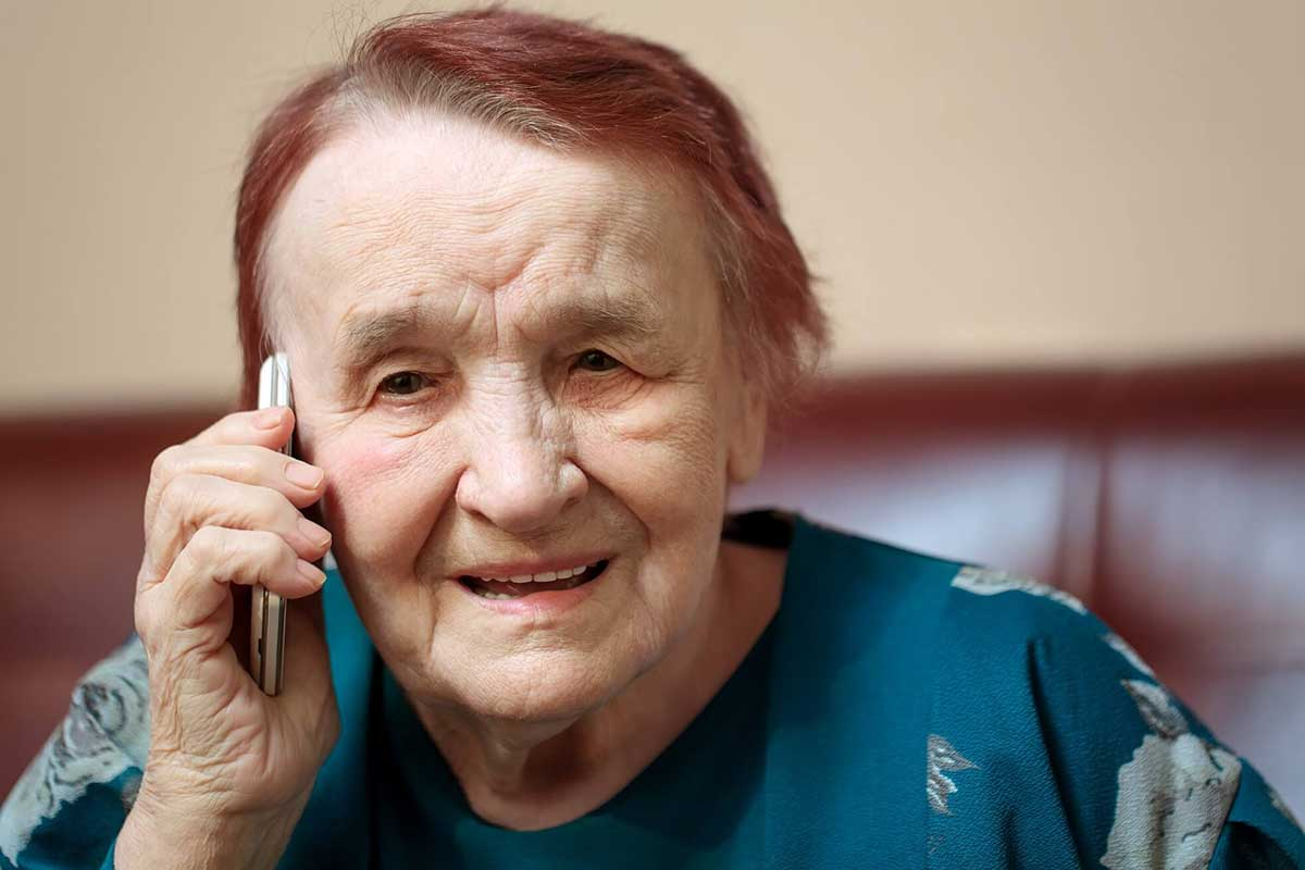 Dementia support group phone
